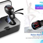 Auriculares TWS Bluetooth 5.0 Bakibo baratos en Amazon