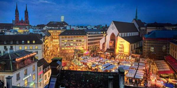 Basilea escapada a los Mercados de navidad oferta