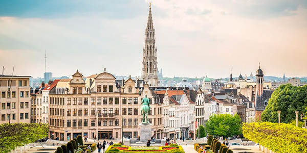 Bruselas escapada económica en hotel céntrico