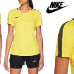 Camiseta deportiva Nike Academy18 Short Sleeve para mujer barata en Amazon