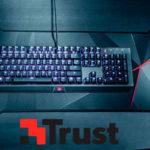 Chollo Alfombrilla gaming XXXL Trust GXT 209 para ratón y teclado