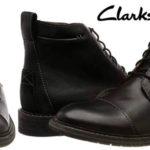 Chollo Botines Clarks Clarkdale Hill para hombre