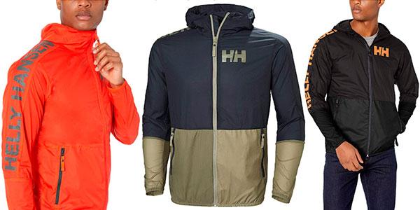 seleccione para el último entrega rápida costo moderado Chollo Chaqueta cortavientos Helly Hansen Active Windbreaker ...