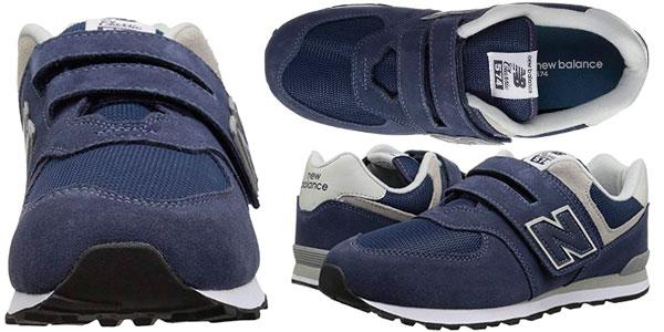 zapatillas niño new balance 34