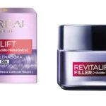Crema Día L'Oreal Paris Dermo Expertise Revitalift Filler con ácido hialurónico barata en Amazon