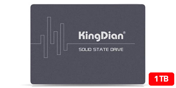 Disco SSD KingDian S280 de 1 TB