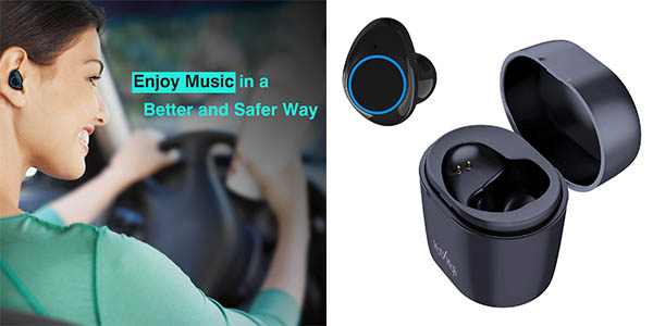 Holihigh Bluetooth 5.0 auriculares inalámbricos oferta