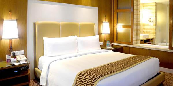 hoteles de primera categoría en India a precio de chollo