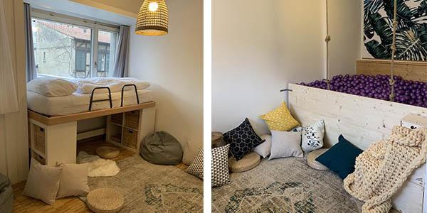 Hyve Appartements Basilea relación calidad-precio estupenda