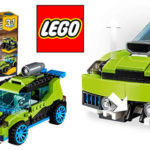 LEGO Creator Coche de rally barato