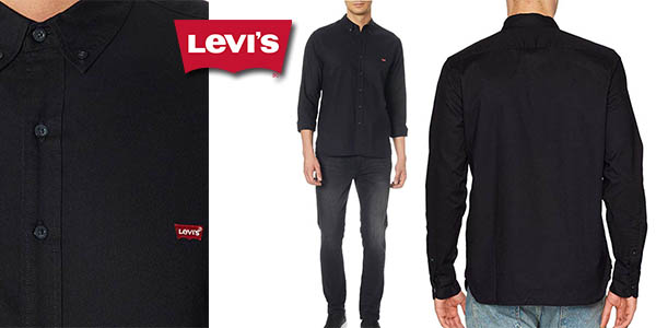 Levi's LS Battery Hm Shirt camisa chollo