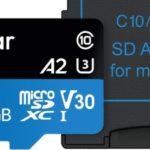 Lexar High-Performance 633x microSDXC barata