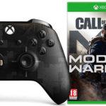 Mando inalámbrico Xbox One + Call of Duty: Modern Warfare