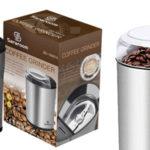 Molinillo eléctrico de café Sararoom de 220W barato en Amazon