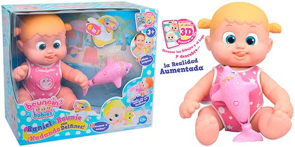 Chollo Bouncing Babies: Nadando con Delfines (Bounie)