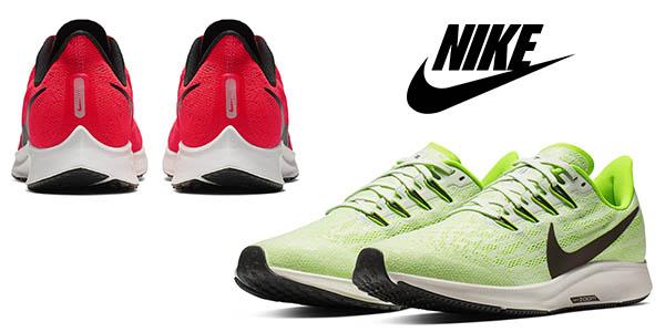 Nike Air Zoom Pegasus 36 zapatillas chollo