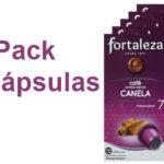 Pack x50 Cápsulas Café Fortaleza Canela barato en Amazon