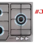 Placa de gas Encastrable Jocel JP3GI008930 de 3 Hornillos barata en Amazon