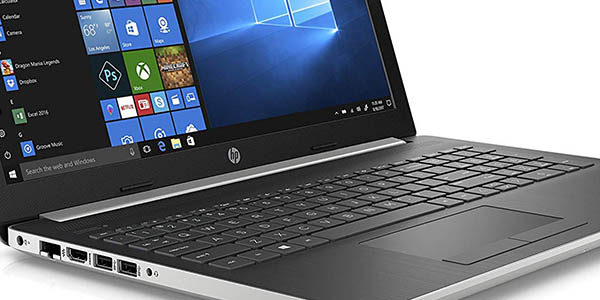 "Portátil HP 15-db1011ns de 15.6"" Full HD barato"