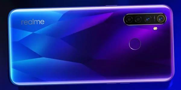 Smartphone Realme 5 Pro barato