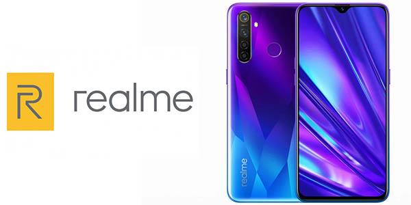 """Smartphone Realme 5 Pro de 6,3"""""""