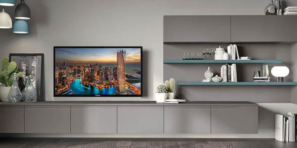 "Smart TV Hitachi 50hk5000 de 50"" UHD 4K barato"