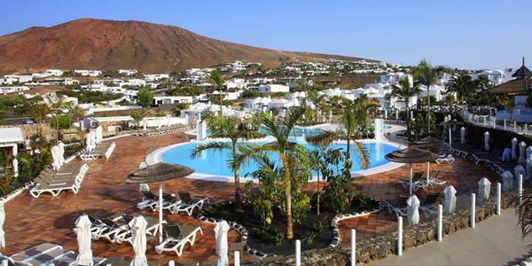 vacaciones en Lanzarote Playa Blanca resort con todo incluido chollo