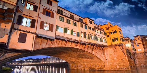 viaje corto a Florencia en oferta