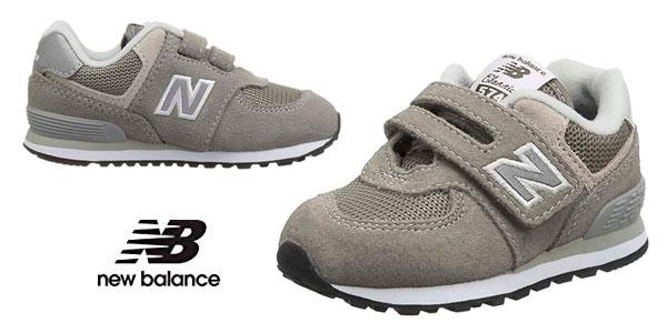 zapatilla infantil new balance