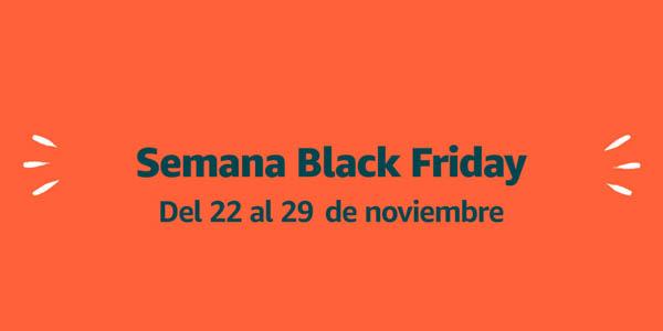 Semana Black Friday en Amazon España