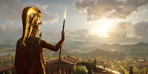 Double Pack: Assassin's Creed Odyssey + Assassin's Creed Origins para PS4 y Xbox One barato