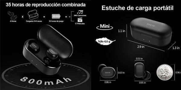 Auriculares TWS Homscam en oferta en Amazon