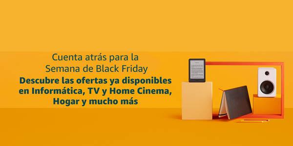 Cuenta atrás Black Friday Amazon