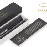 Bolígrafo Parker Jotter Bond Street Black barato en Amazon