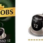 cápsulas de café Jacobs Ristretto de aluminio baratas
