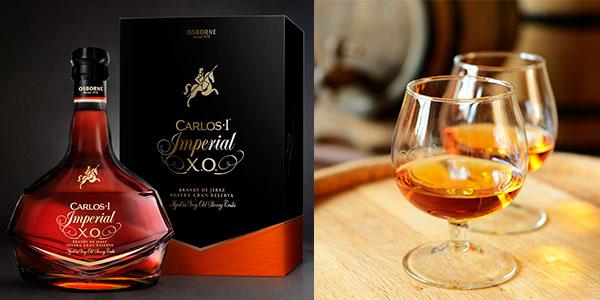 Chollo Brandy Carlos I Imperial Solera Gran Reserva de 700 ml