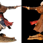 Chollo Figura Edward Kenway (Assassin's Creed 4: Black Flag) de 24 cm
