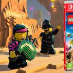 Videojuego LEGO Worlds para Switch en oferta