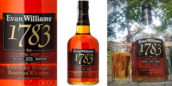 Chollo Whiskey Evan Williams 1783 nº10 de 700 ml