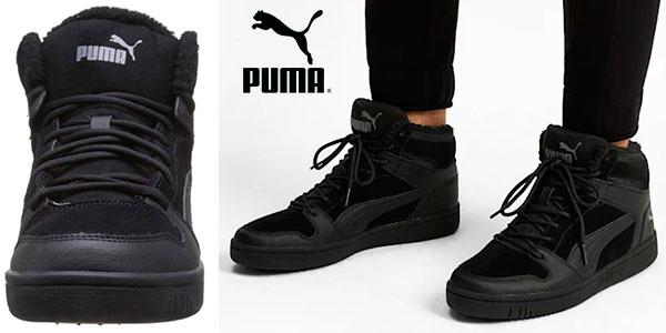 puma rebound layup sd fur