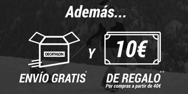 Decathlon Black Friday ofertas en ropa de deporte