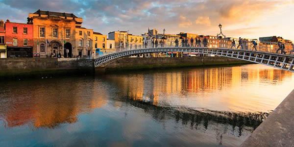 Dublín escapada barata en hotel céntrico