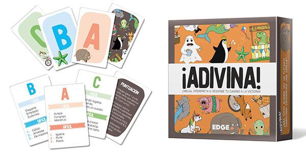 Edge Entertainment Adivina juego de mesa familiar barato