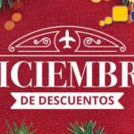 eDreams promoción viajes diciembre 2019