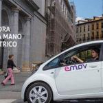 EMOV coches eléctricos de alquiler en Madrid