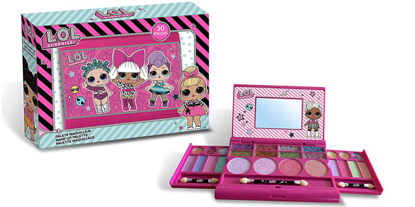 Estuche de Maquillaje Lol Surprise! barato en Amazon