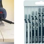 Juego x10 Hojas de sierra de calar básica Bosch 2607010630 para Metal y Madera barato en Amazon