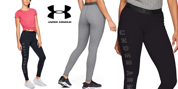 Under Armour Favorite Legging baratos en Amazon