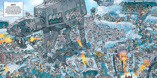 Libro Where`S The Wookiee? de Star Wars barato