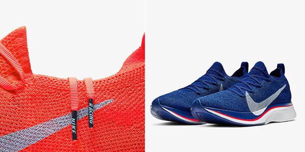 Nike Vaporfly 4 Flyknit zapatillas de running gama alta oferta